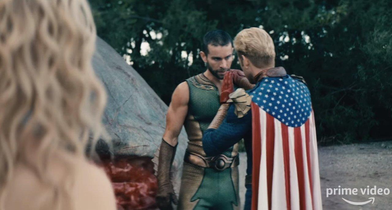 The Boys: Weiterer exklusiver Preview-Clip aus Staffel 2