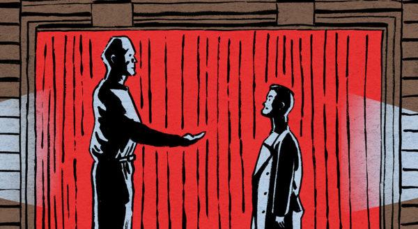 Twin Peaks Illustrationen von Bastien Bertine
