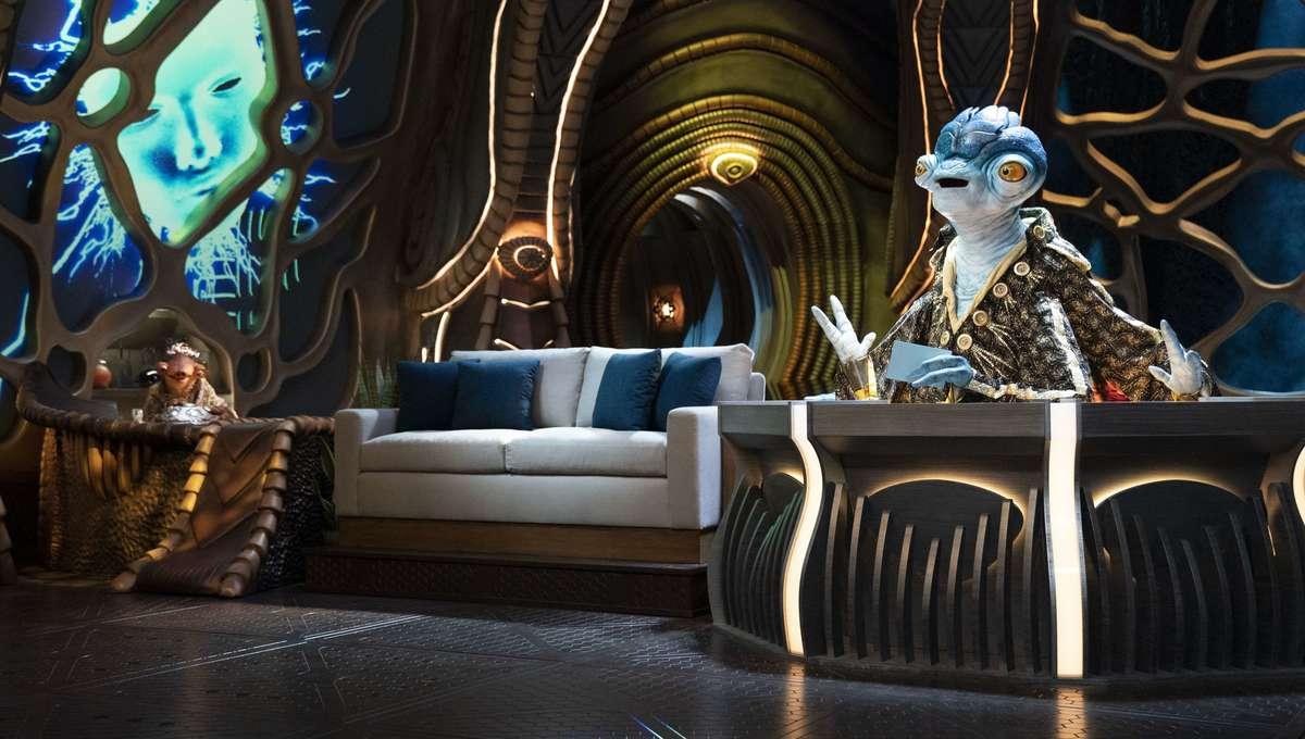 """""""Earth to Ned"""" bei Disney+: Alien-Talkshow von Jim Henson"""