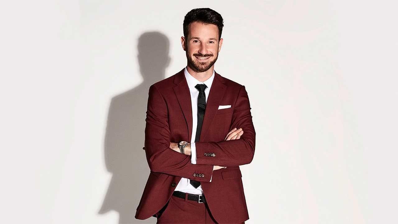 """Alexander Schäfer ist der neue """"Prince Charming"""" in der 2. Staffel"""