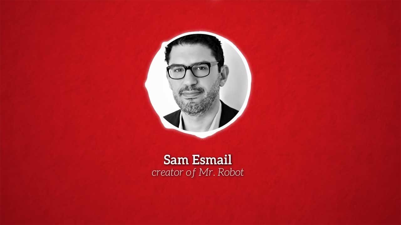 """Sam Esmail über die Entstehung von """"Mr. Robot"""""""