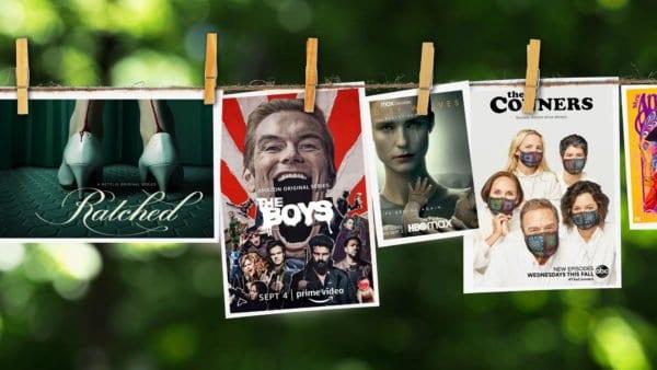 Serienposter von Neustarts September 2020