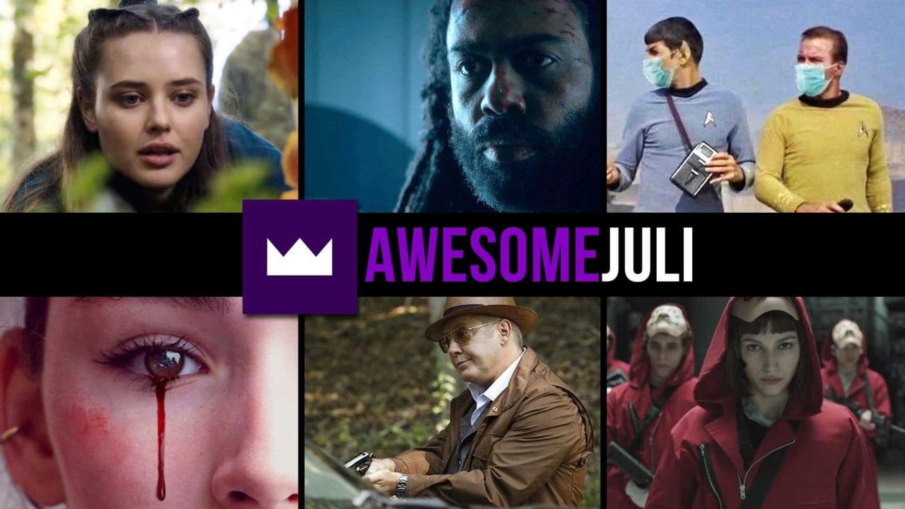 Toplisten: Die beliebtesten TV-Serien des Monats Juli 2020