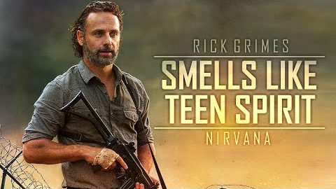 "Rick Grimes: Tribute zu ""Smells Like Teen Spirit"""
