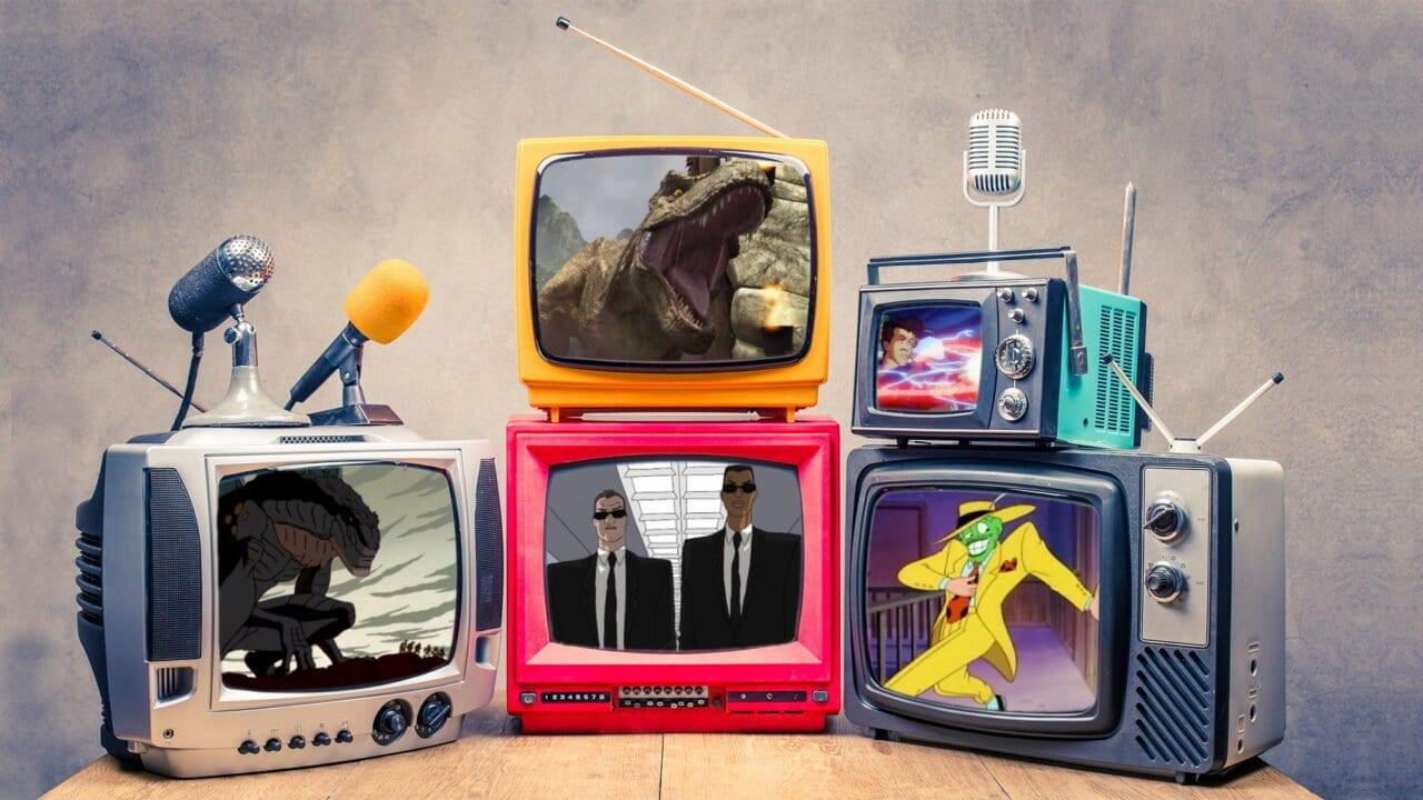 AWESOME 5: Die besten Zeichentrickserien zu Kinofilmen