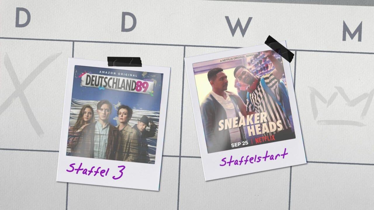 TV-Programm: Die Serien-Highlights der Woche (39/2020)