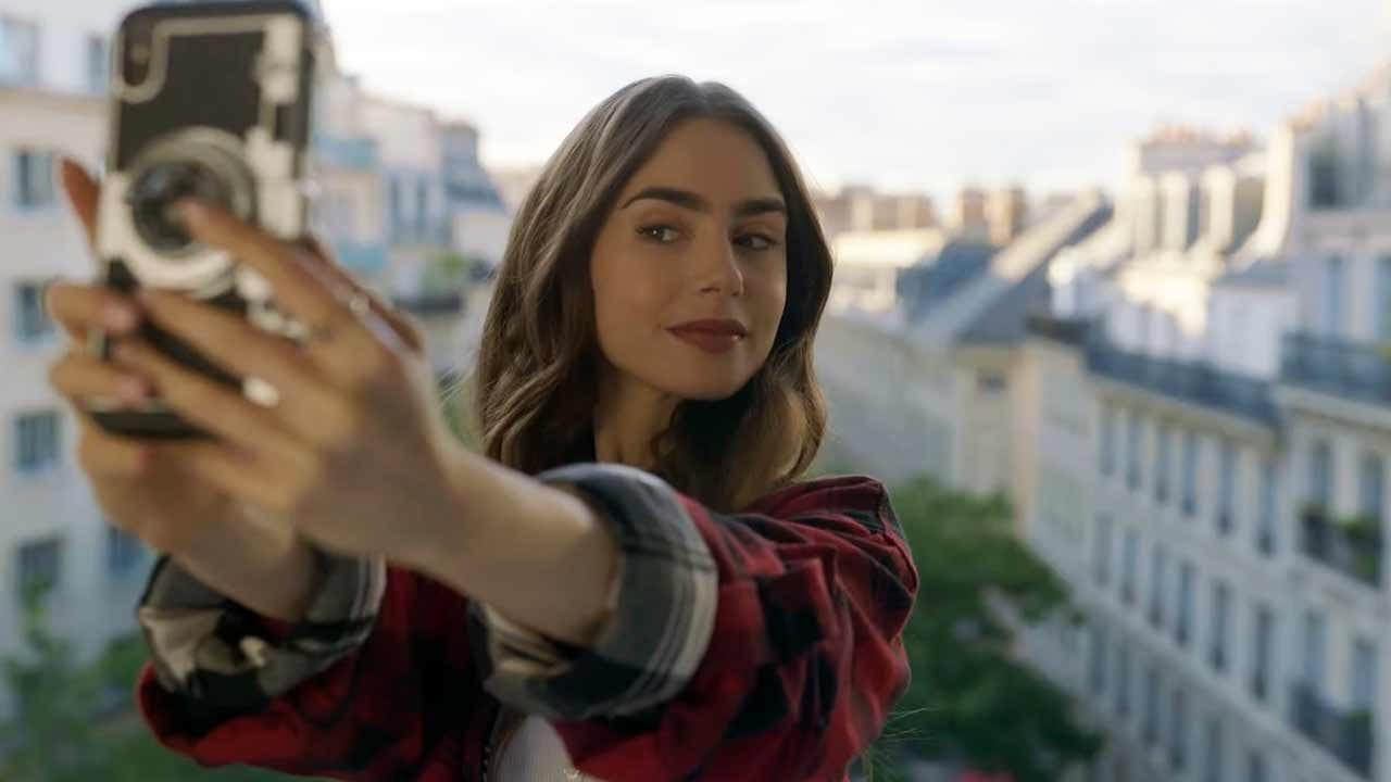 """Teaser zur neuen Netflix-Serie """"Emily in Paris"""""""