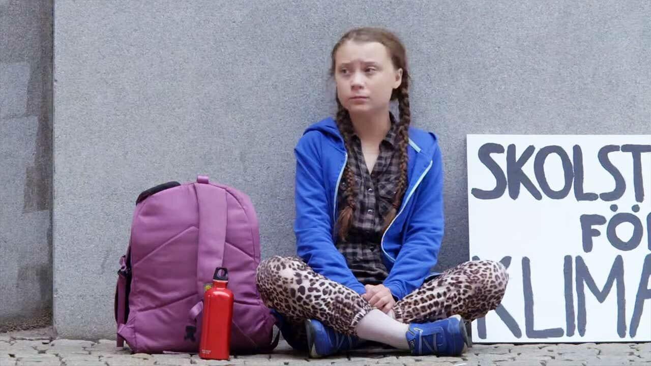 """""""I Am Greta"""": Klima-Aktivistin Thunberg erhält eigenen Dokumentationsfilm"""