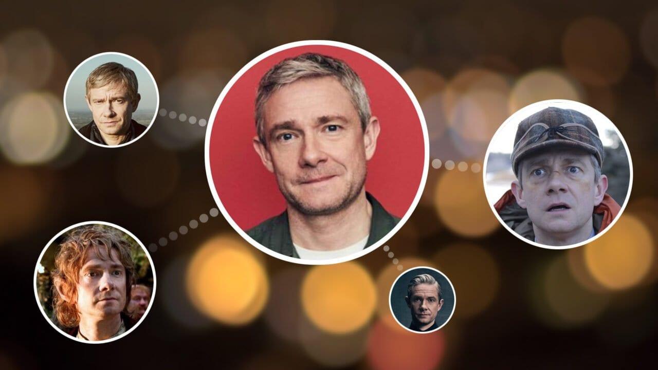 In weiteren Rollen: In welchen Serien hat Martin Freeman mitgespielt?