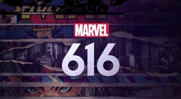 Marvel's 616: Trailer zur Doku-Reihe über das Marvel-Universum