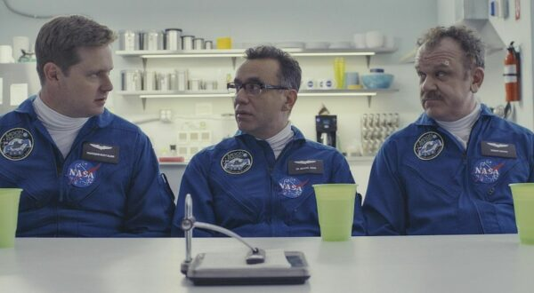 Moonbase 8: Teaser zur Raumfahrt-Comedy