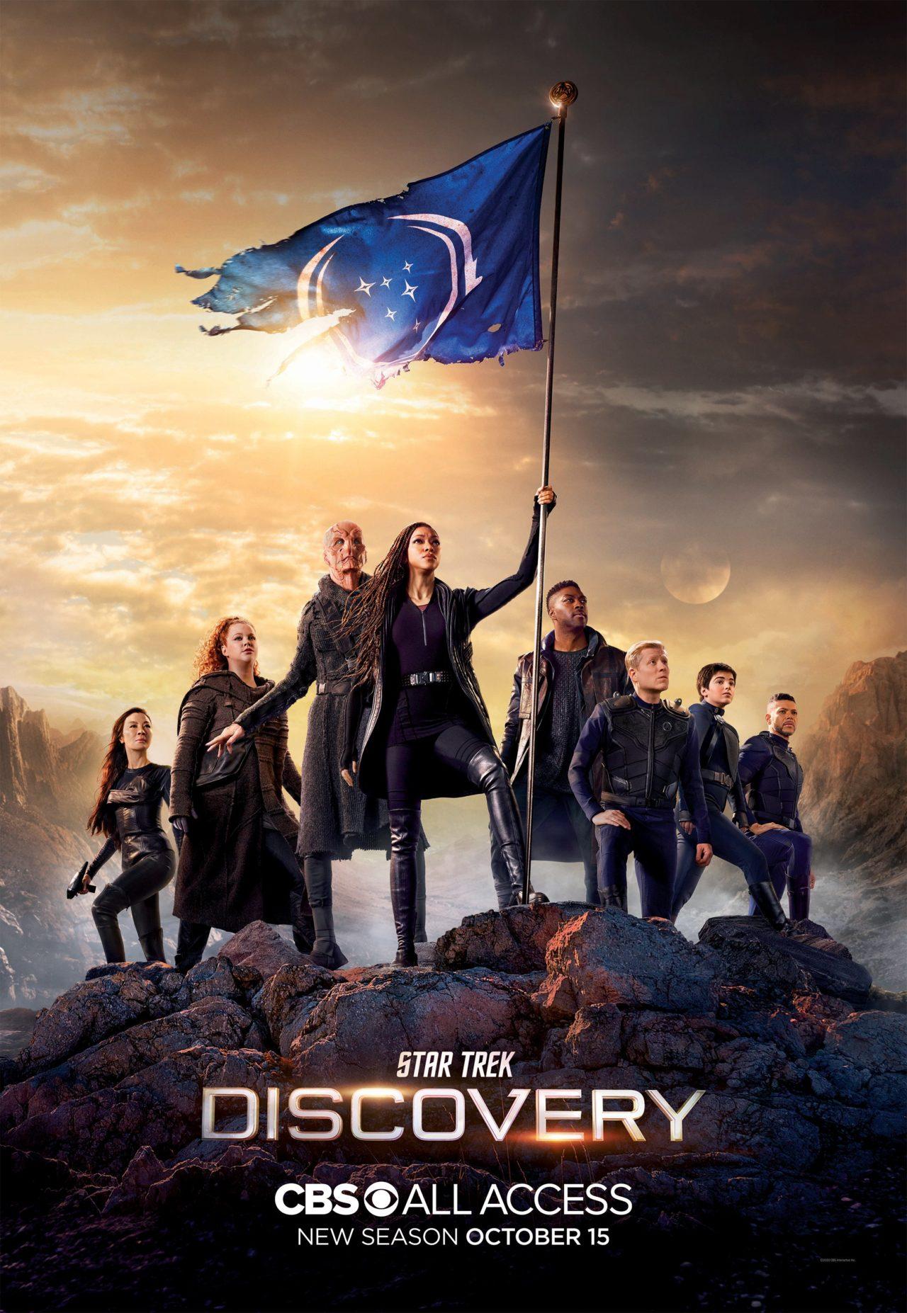 Star Trek Discovery Season 3 Poster