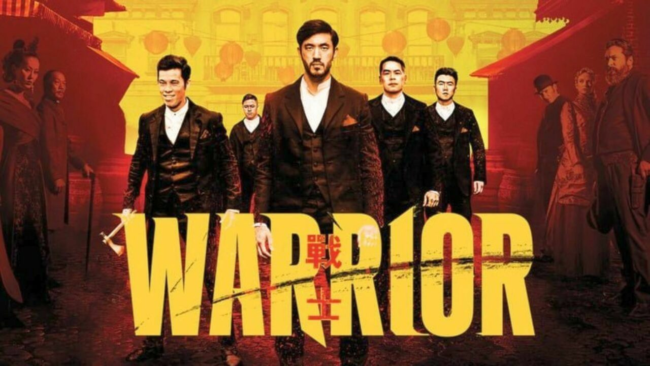 Warrior Staffel 2