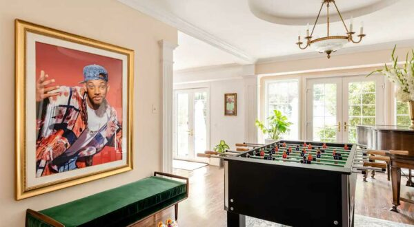 """Die Villa aus """"Der Prinz von Bel-Air"""" kann man auf Airbnb anmieten!"""