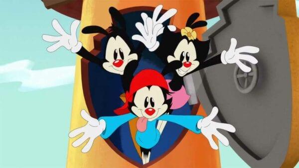 Animaniacs: Sneak Peek zur Neuauflage der Serie