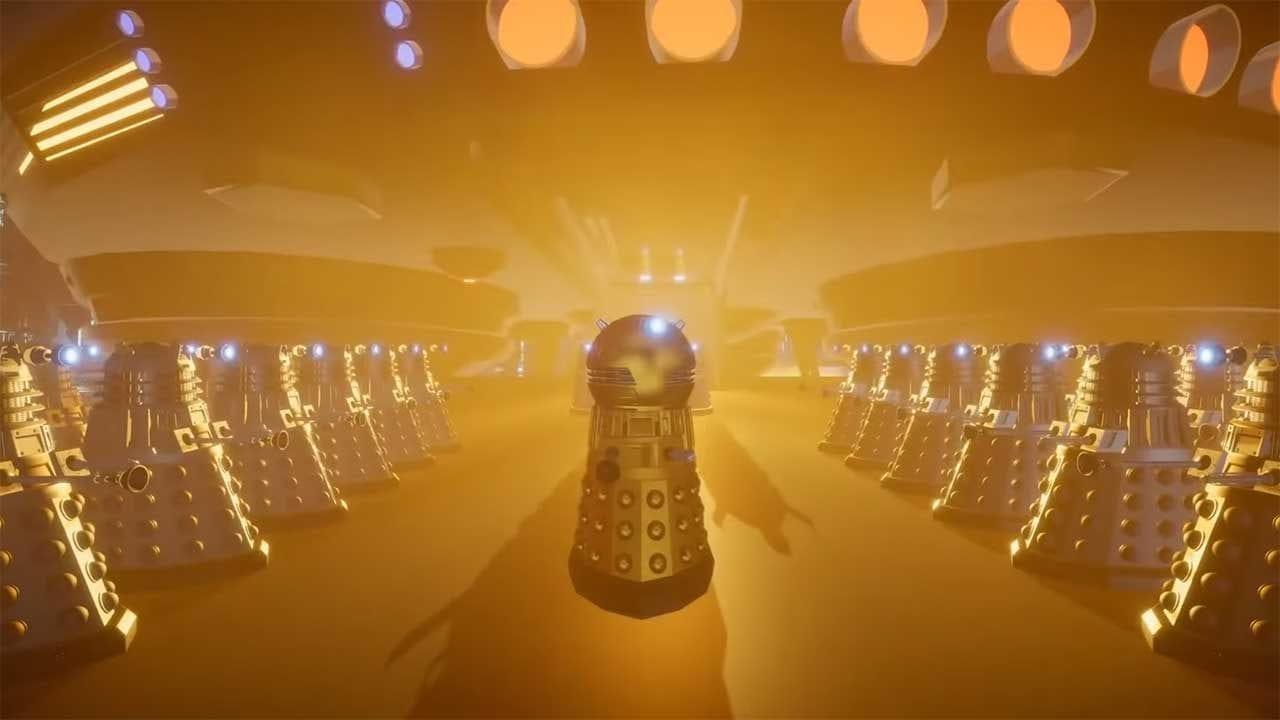 """""""Doctor Who""""-Roboter erhalten eigene Serie: """"Daleks!"""""""