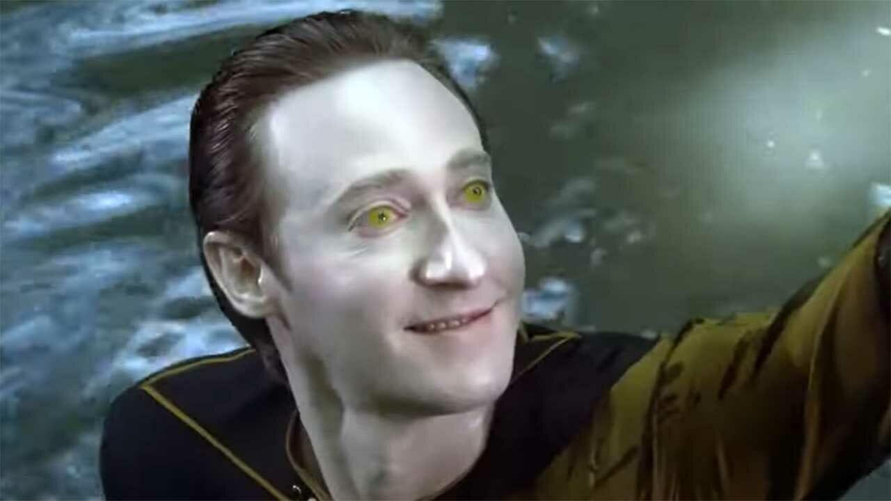 """""""Data"""" – """"Star Trek"""" als 90er-Jahre-Sitcom"""
