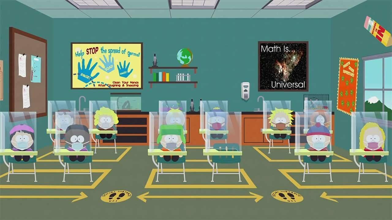 """Trailer zum Pandemie-Special von """"South Park"""""""