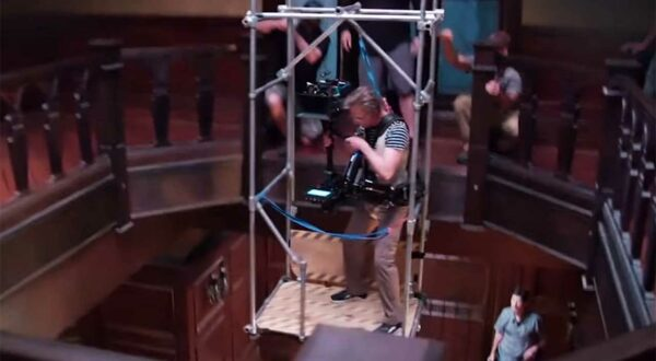 "Making of des 17-minütigen One Takes in ""The Haunting Of Hill House"""