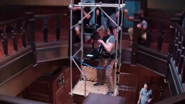 """Making of des 17-minütigen One Takes in """"The Haunting Of Hill House"""""""