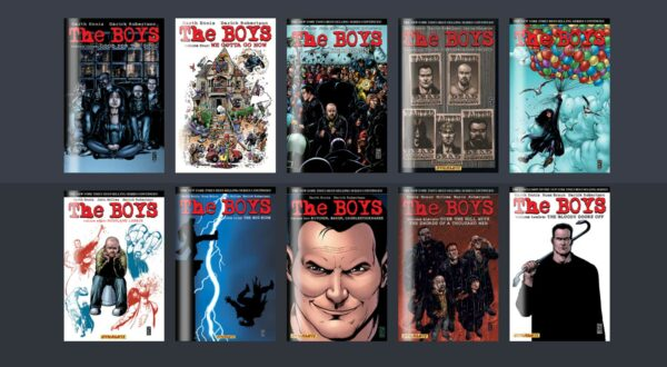 The Boys: Digitale Comics günstig bei Humble-Bundle-Aktion zu kaufen