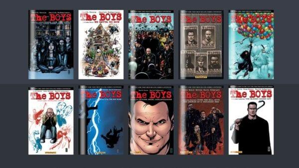 The Boys: Digitale Comics günstig bei Humble-Bundle-Aktion zu kaufen