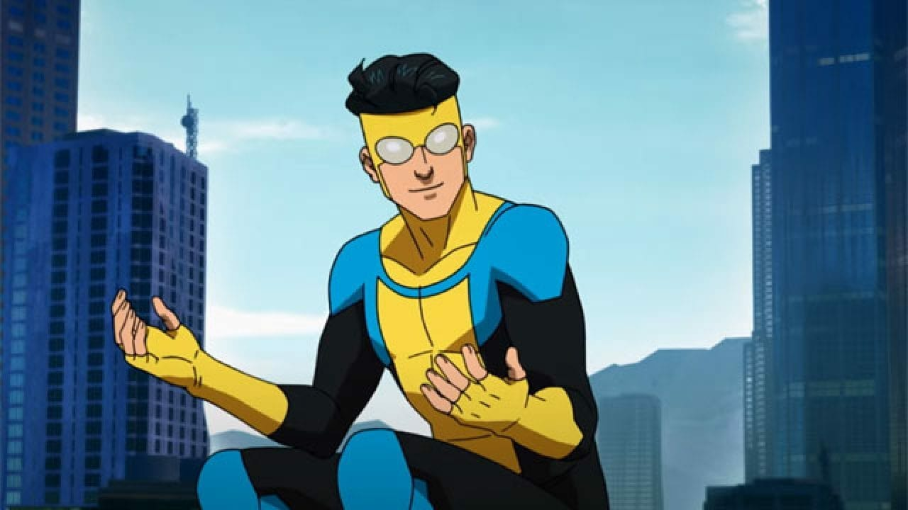Invincible: Teaser zur neuen Superhelden-Animationsserie