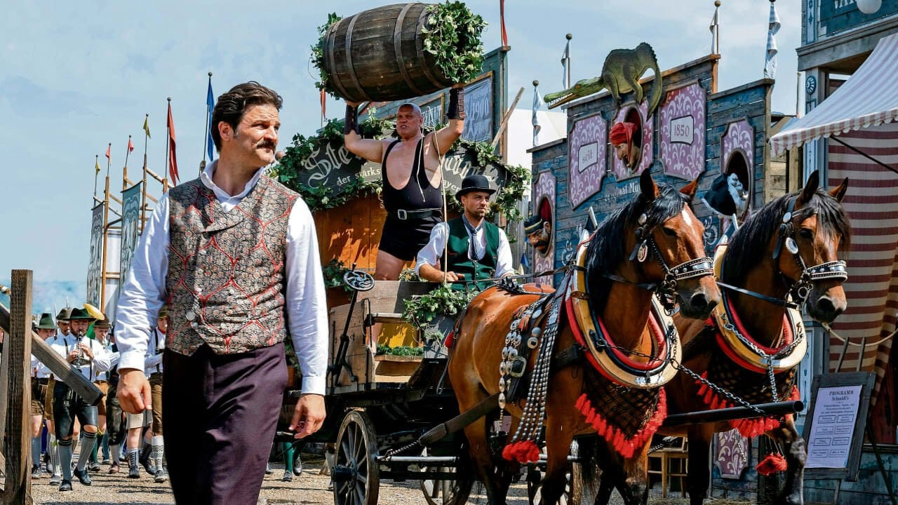 Review: Oktoberfest 1900 – Staffel 1