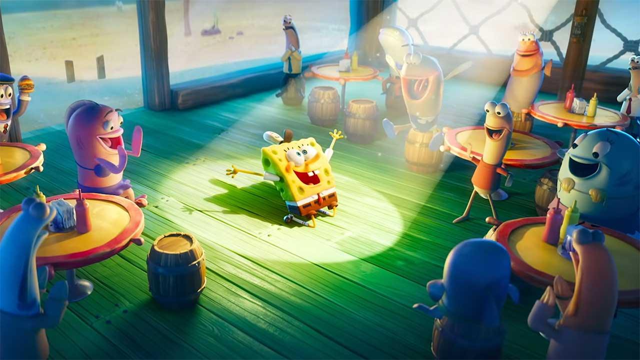 """""""SpongeBob Schwammkopf: Eine schwammtastische Rettung"""" ab November auf Netflix"""