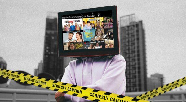 Mein TV-Aufreger der Woche: Befristete Rechte für Filme und Serien