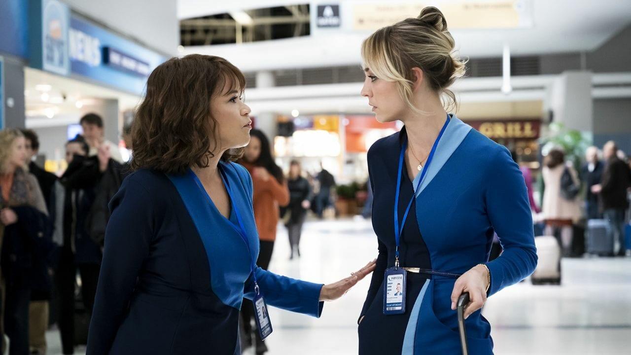 The Flight Attendant: Trailer zur neuen Serie mit Kaley Cuoco