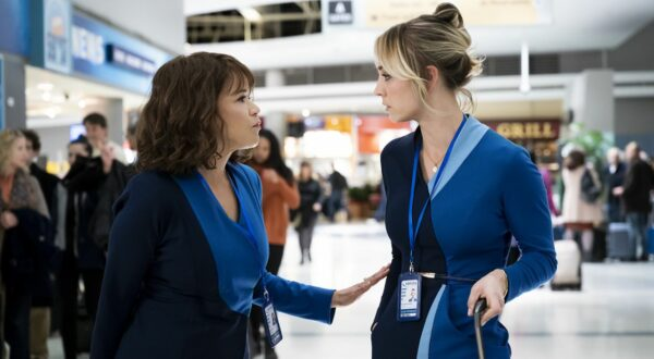 The Flight Attendant: Trailer zur neuen Serie mit Kaley Cuoco