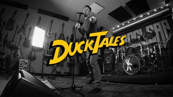 """""""DuckTales""""-Theme: Metal-Cover und auf 28 Gitarren gespielt"""