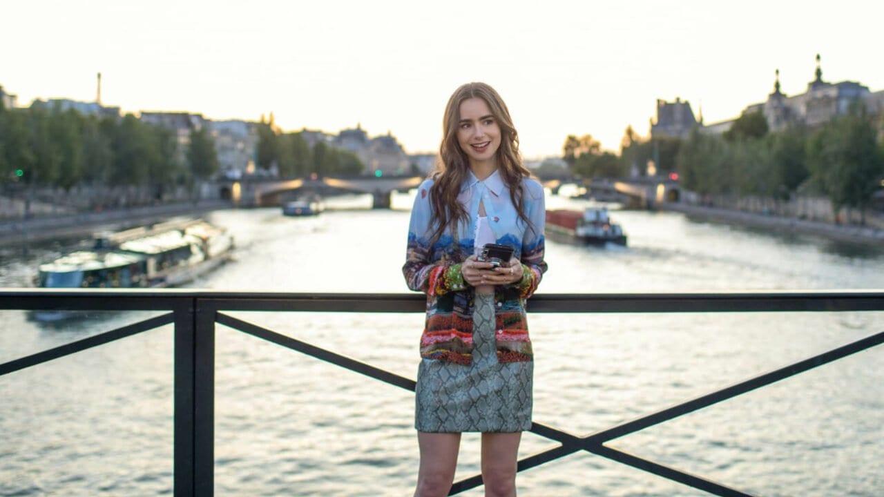 Review: Emily in Paris S01E01 – Pilot (Serienstart)