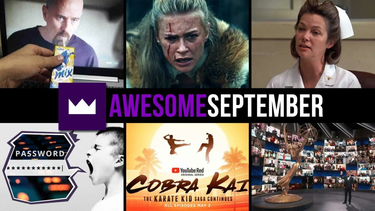 Toplisten: Die beliebtesten TV-Serien des Monats September 2020