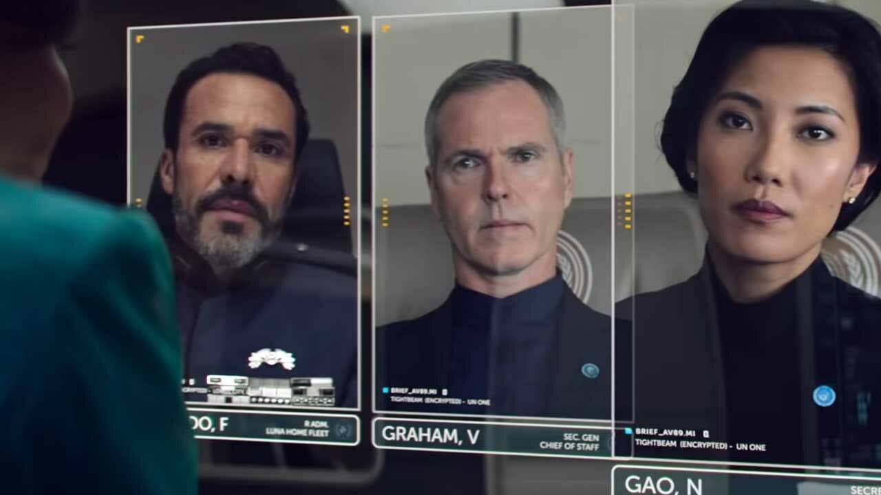 The Expanse: Trailer zur 5. Staffel