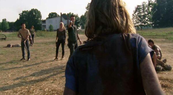 The Walking Dead: Eine Sekunde aus jeder Folge