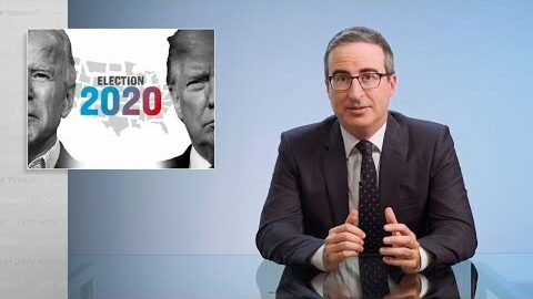 Last Week Tonight with John Oliver: Election Results 2020