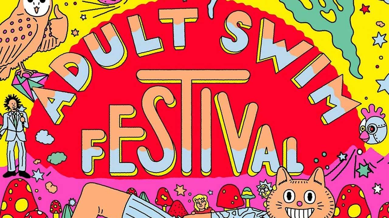Das #AdultSwimFestival 2020 findet als Watch-Party auf YouTube statt