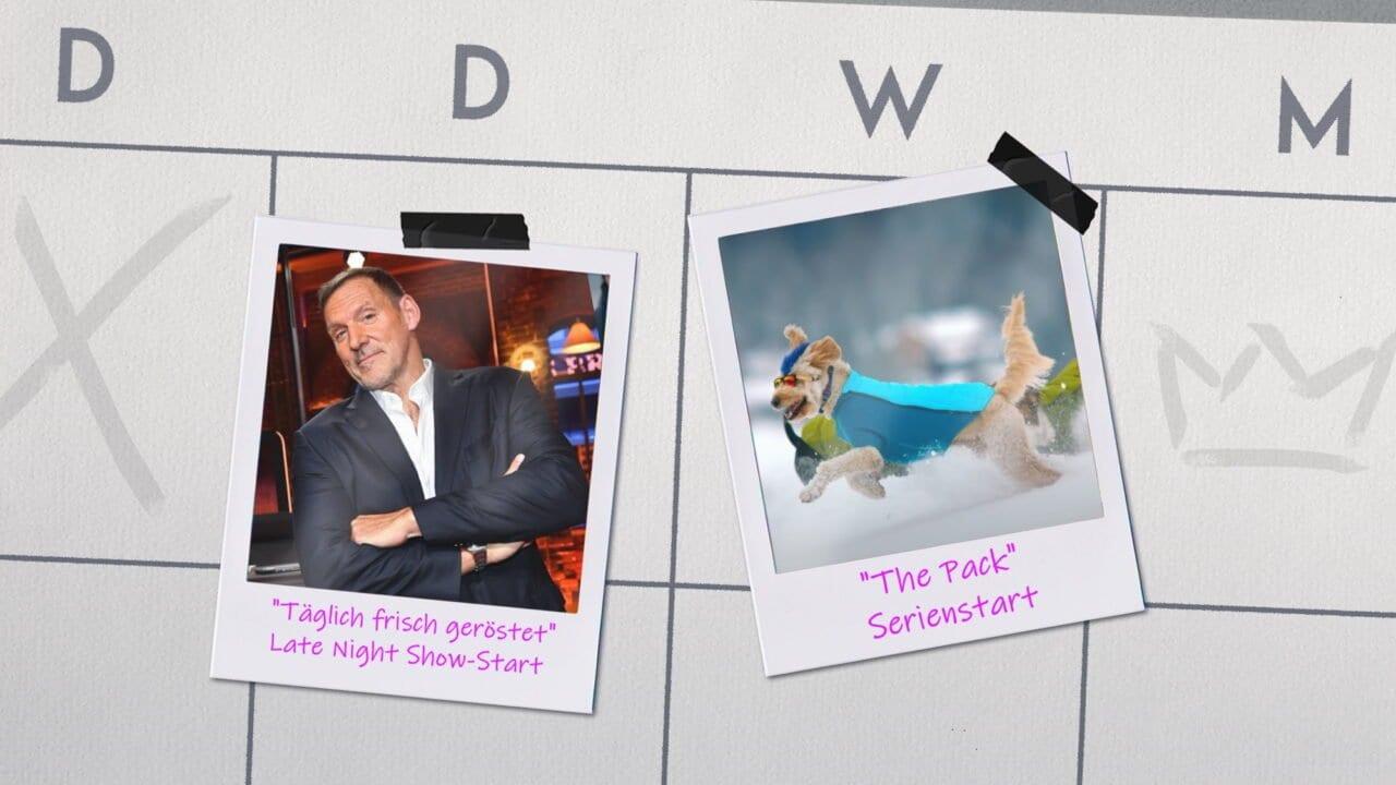TV-Programm: Die Serien-Highlights der Woche (47/20)