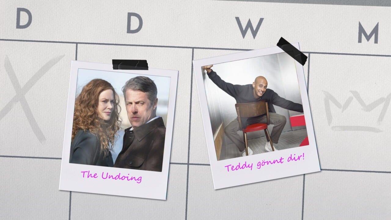 TV-Programm: Die Serien-Highlights der Woche (49/20)