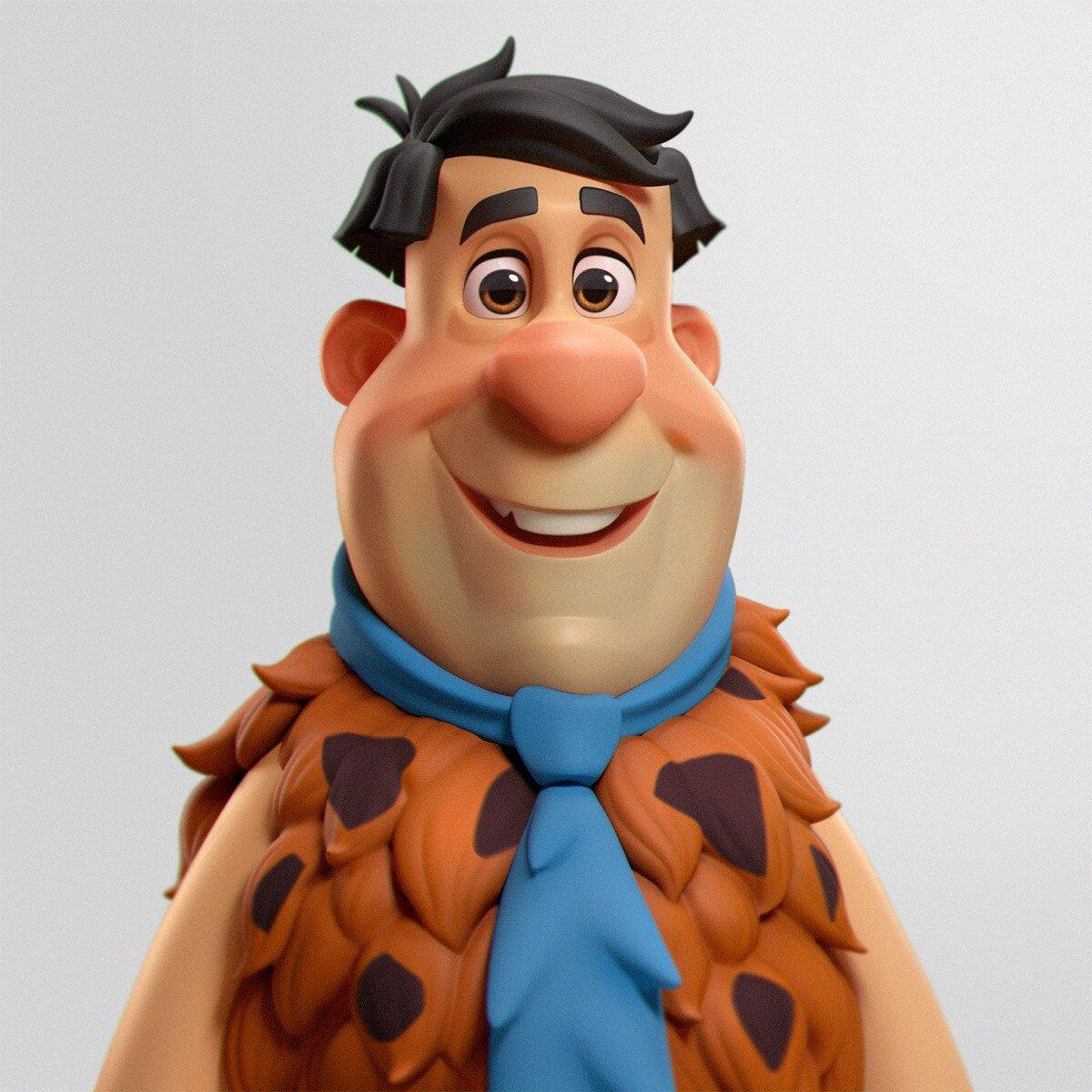Flintstones Fred
