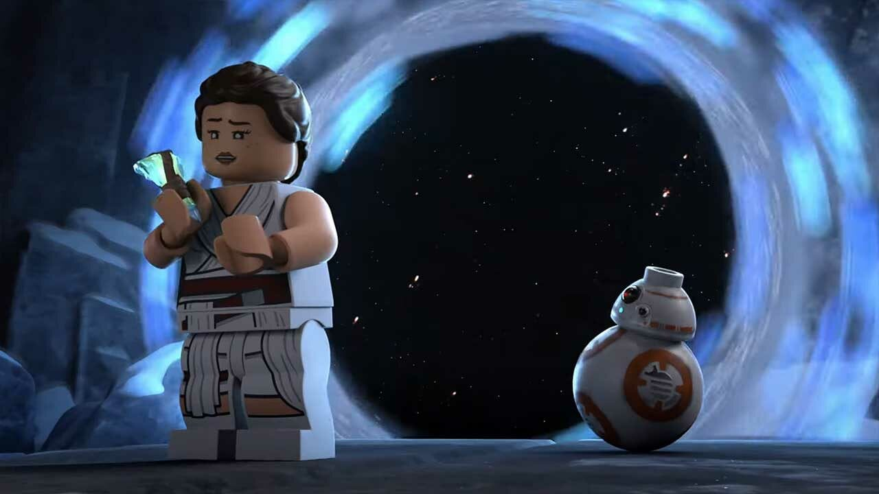 "Trailer zum ""LEGO Star Wars Holiday Special"""