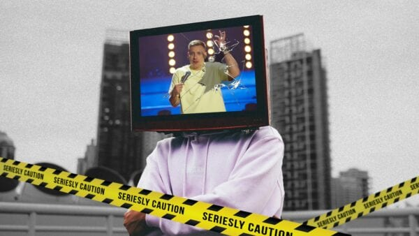 "TV-Aufreger der Woche: Over""Hype""d"