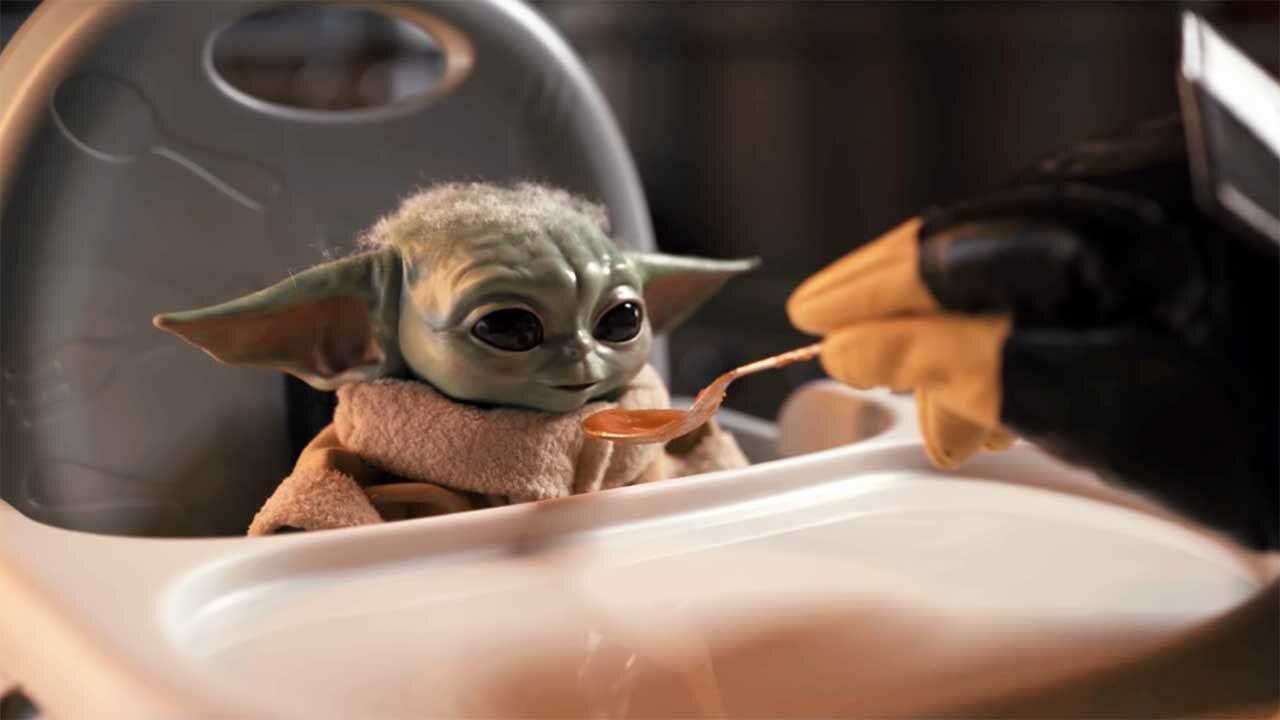 "Fan-Kurzfilm ""The Mandalorian: Raising Baby Yoda"""