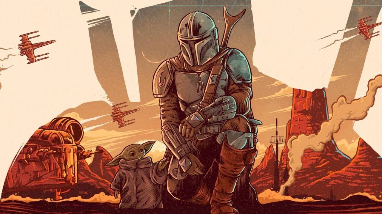 Star Wars – The Mandalorian: Internationale Poster zur 2. Staffel