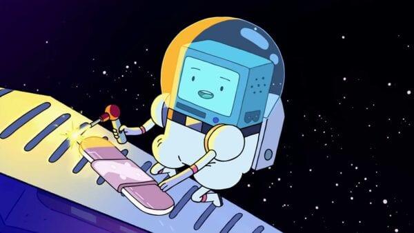 """""""Adventure Time: Ferne Länder""""-Special """"BMO"""" am 12. Dezember in Deutschland"""