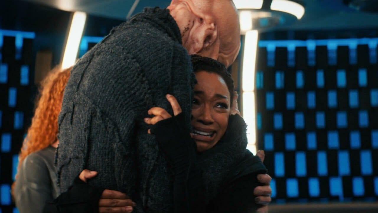 Review: Star Trek Discovery S03E03 – Bewohner der Erde