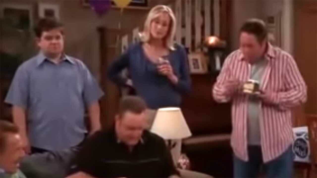 "Patton Oswalts Steh-Streich in ""King of Queens"""