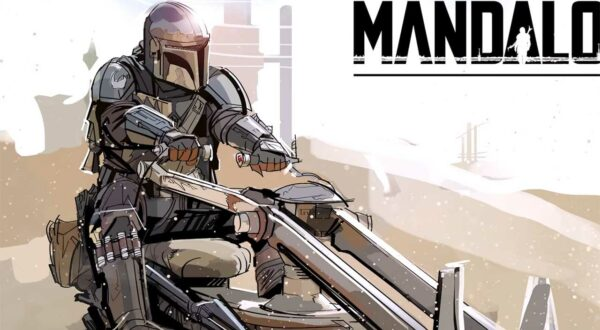 The Mandalorian: Theme als langer Lofi HipHop Mix